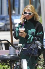 SOFIA RICHIE Out for Coffee in Los Angeles 06/12/2017