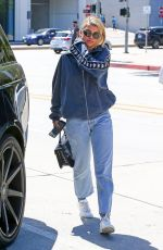 SOFIA RICHIE Out in West Hollywood 06/13/2017
