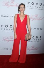 SOPHIE AUSTER at The Beguiled Premiere in New York 06/22/2017