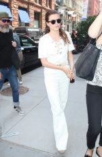 SOPHIE COOKSON Arrives at AOL Build Speaker Series in New York 06/29/2017