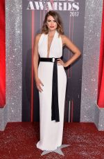 SOPHIE PORLEY at British Soap Awards in Manchester 06/03/2017