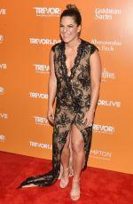 SOSHANA BEAN at Trevorlive Fundraiser in New York 06/19/2017