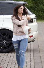 STACEY FLOUNDERS Out and About in Doncaster 05/30/2017