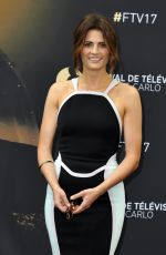 STANA KATIC at Absentia Photocall at 57th Monte Carlo TV Festival 06/17/2017