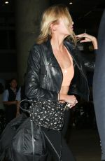 STELLA MAXWELL at LAX Airport in Los Angeles 06/07/2017