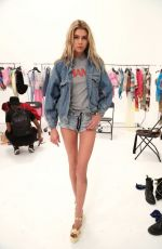 STELLA MAXWELL at Moschino Spring Summer 2018 Resort Collection in Los Angeles 06/08/2017