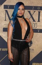STEPH LECOR at 2017 Maxim Hot 100 Party in Los Angeles 06/24/2017
