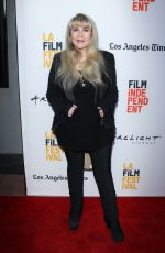 STEVIE NICKS at The Book of Henry Premiere at LA Film Festival 06/14/2017