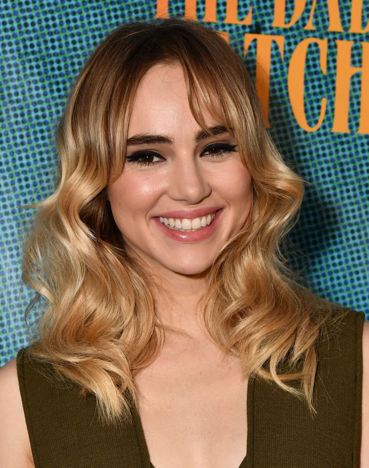 SUKI WATERHOUSE at The Bad Batch Premiere in Los Angeles 06/19/2017