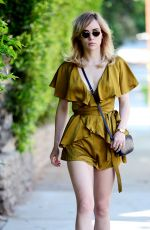 SUKI WATERHOUSE Out and About in Los Angles 06/17/2017