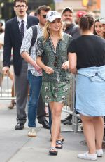 SUKI WATERHOUSE Out in New York 06/20/2017