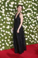 SUTTON FOSTER at Tony Awards 2017 in New York 06/11/2017