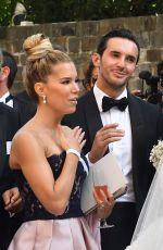 SYLVIE MEIS at Victoria Swarovski Wedding in Trieste 06/16/2017