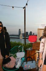 TALIA RICHMAN at Guess Handbag Soiree in New York 06/15/2017