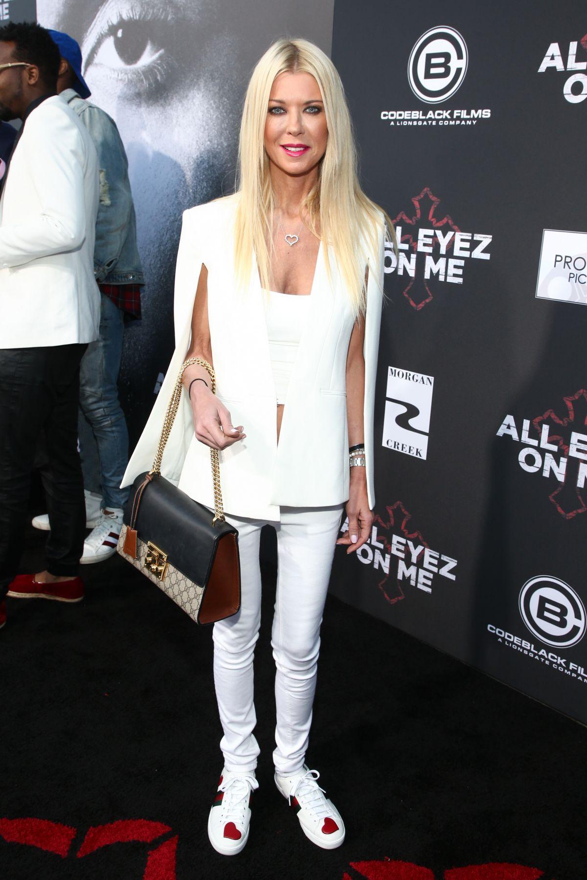 TARA REID at All Eyez on Me Premiere in Los Angeles 06/14 ...