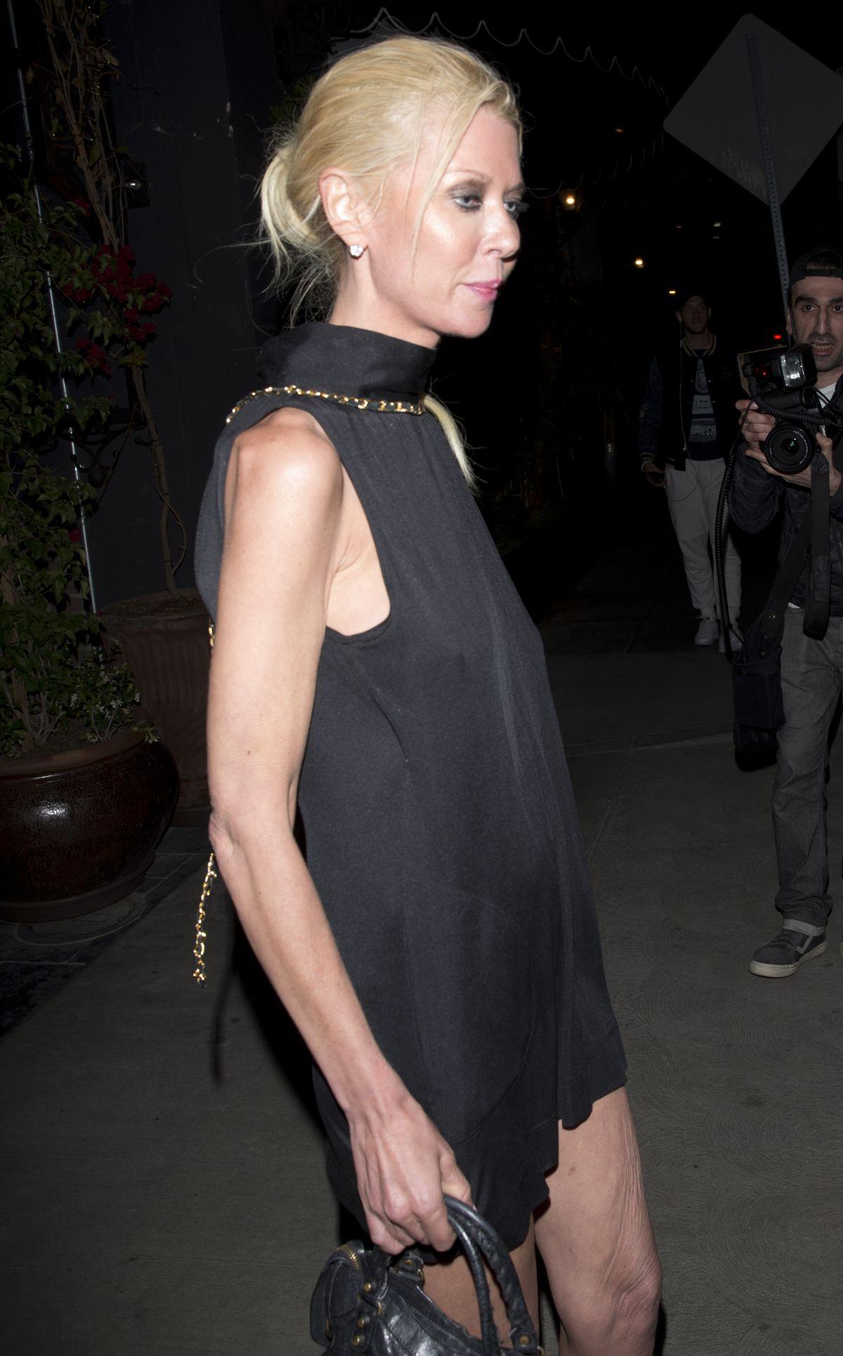 TARA REID at Beauty & Essex in Hollywood 05/30/2017 ...