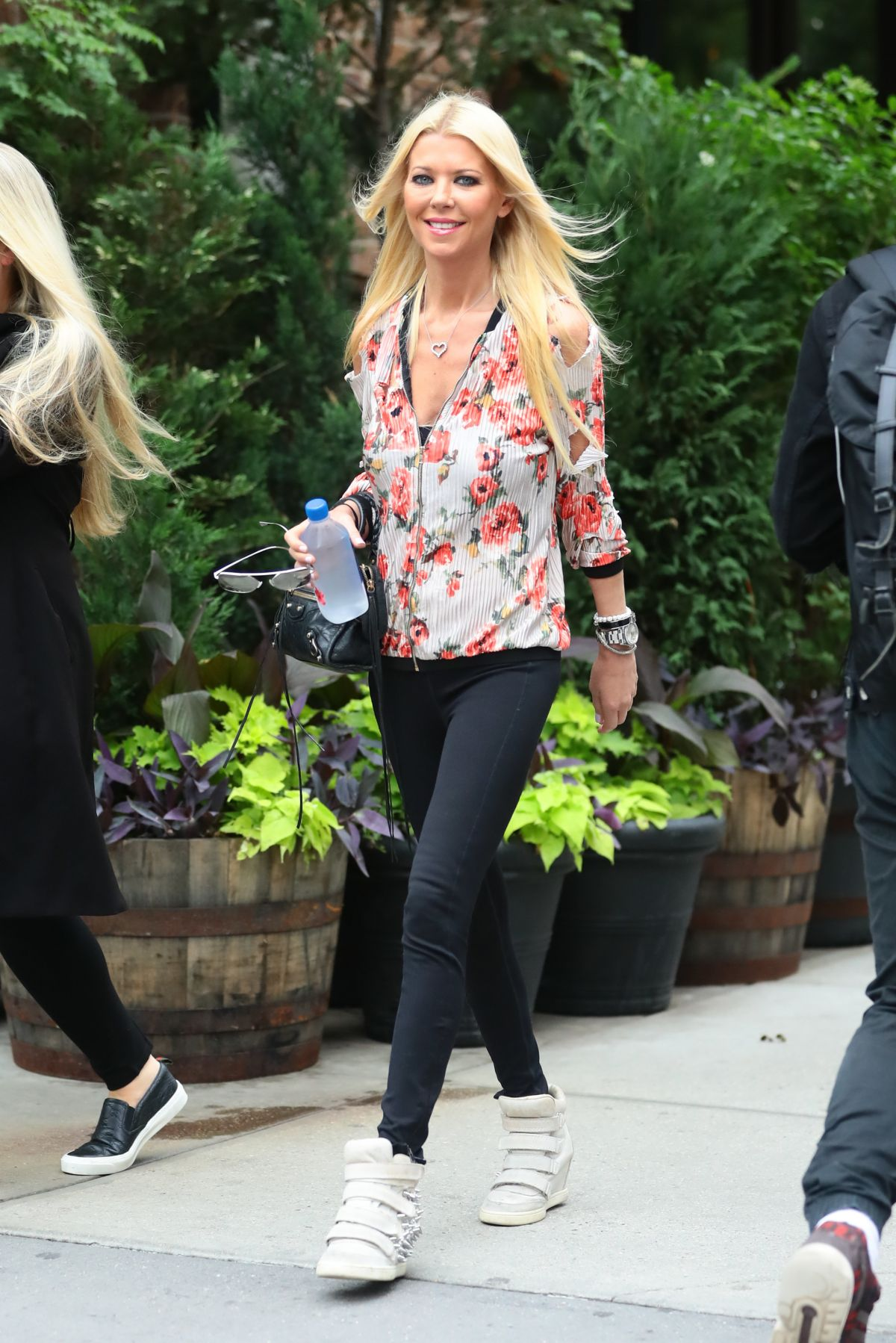 TARA REID Out and About in New York 06/05/2017