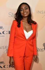 TATYANA ALI at Inspiration Awards in Los Angeles 06/02/2017
