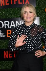 TAYLOR SCHILLING at Orange in the New Black Season 5 Premiere Party in New York 06/09/2017