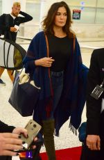 TERI HATCHER Arrives at Airport in Sydney 06/16/2017