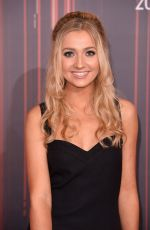 TILLY KEEPER at British Soap Awards in Manchester 06/03/2017