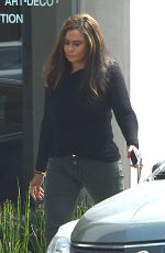 TINA KNOWLES Out Shopping in Beverly Hills 06/09/2017
