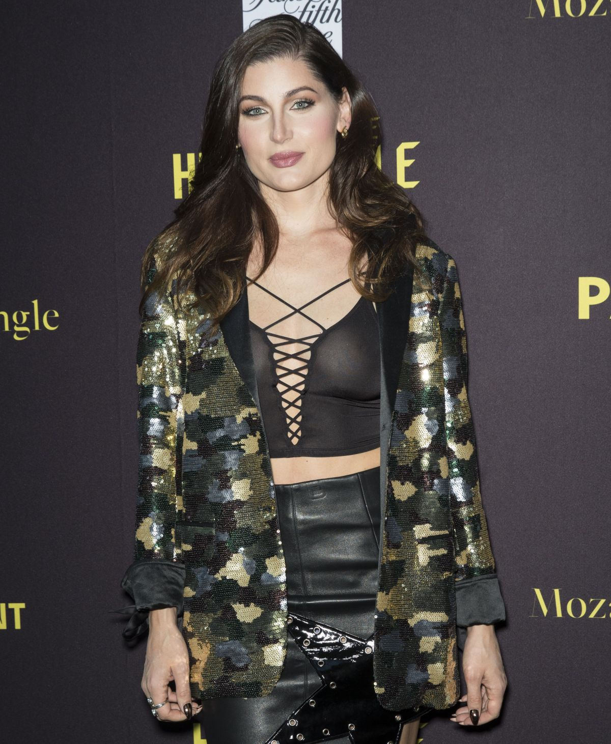 TRACE LYSETTE at Amazon Prime Video Event in New York 06/22/2017