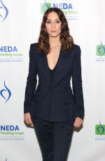TROIAN BELLISARIO at 15th Annual Benefit Gala: An Evening Unmasking Eating Disorders in New York 06/15/2017