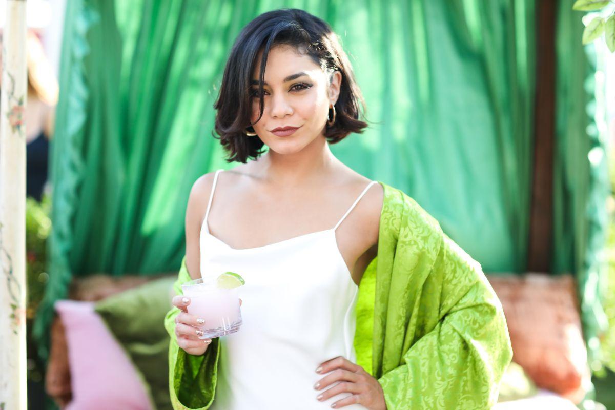 VANESSA HUDGENS at Alice + Olivia Jose Cuervo Launch in New Yok 06/22/2017