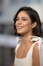 VANESSA HUDGENS at Extra at H&M Store in Times Square in 06/21/2017