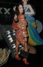 VANESSA HUDGENS at Moschino Spring Summer 2018 Resort Collection 06/08/2017