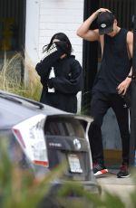VANESSA HUDGENS Leaves Morning Workout in Los Angeles 06/01/2017