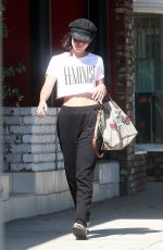 VANESSA HUDGENS Out and About in Los Angeles 06/17/2017