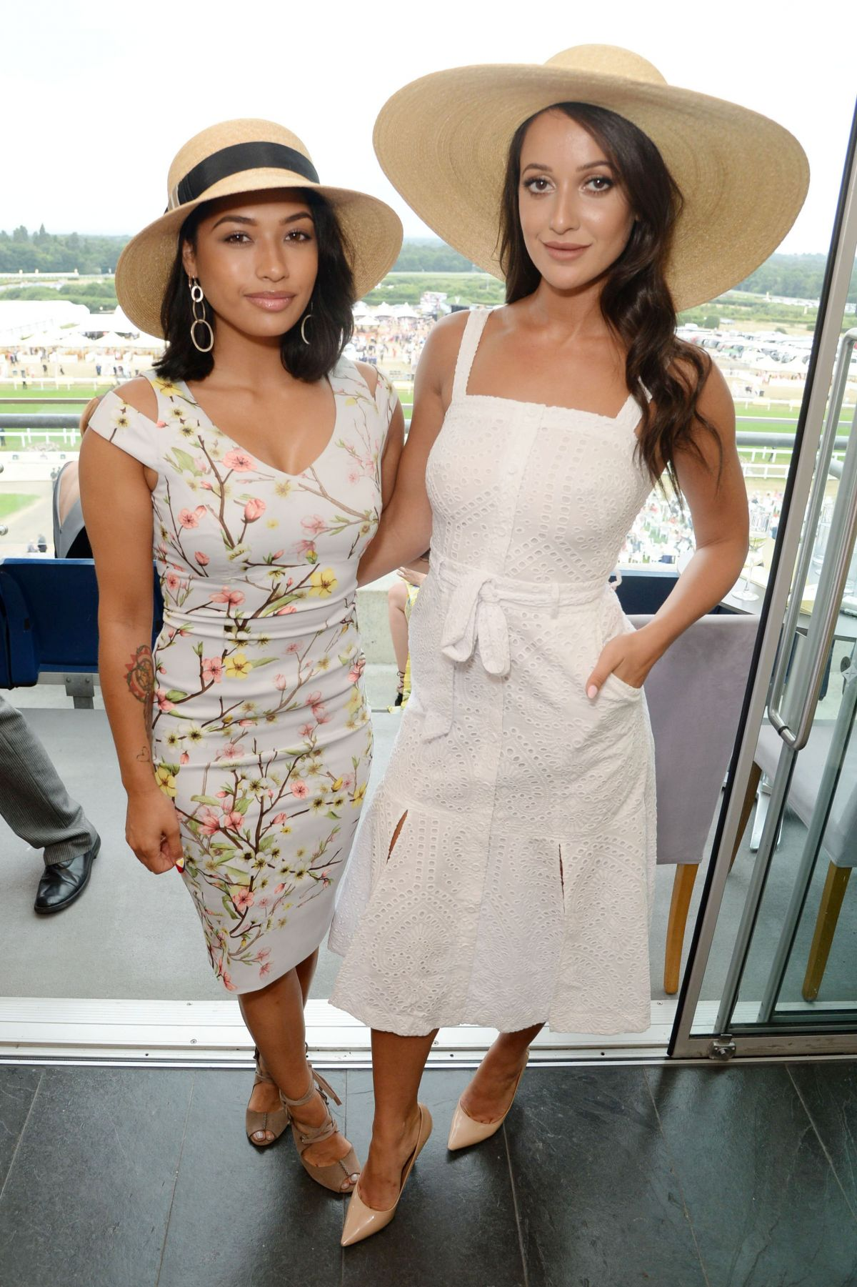 VANESSA WHITE at Royal Ascot Races in Berkshire 06/22/2017 ...