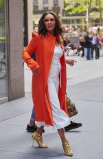 VANESSA WILLIAMS Leaves AOL Studios in New York 05/31/2017