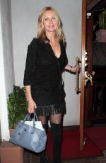 VERONICA FERRES at Madeo Restaurant in West Hollywood 06/24/2017