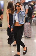 VICKY PATTISON at Airport in Palma De Majorka 06/11/2017