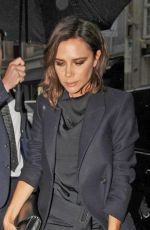 VICTORIA BECKHAM at Brooklyn Beckham: What I See Book Launch Party in London 06/27/2017\