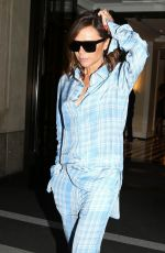 VICTORIA BECKHAM Leaves Her Hotel in New York 06/07/2017