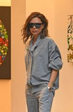 VICTORIA BECKHAM Out in New York 06/06/2017