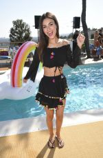 VICTORIA JUSTICE at Reef Kicks Off Summer with a Hollywood Hills Escape in Los Angeles 06/24/2017\