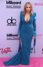 VIOLET BENSON at 2017 Billboard Music Awards in Las Vegas 05/21/2017