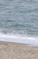 VOGUE WILLIAMS in Bikini on the Beach in Marbella 05/31/2017