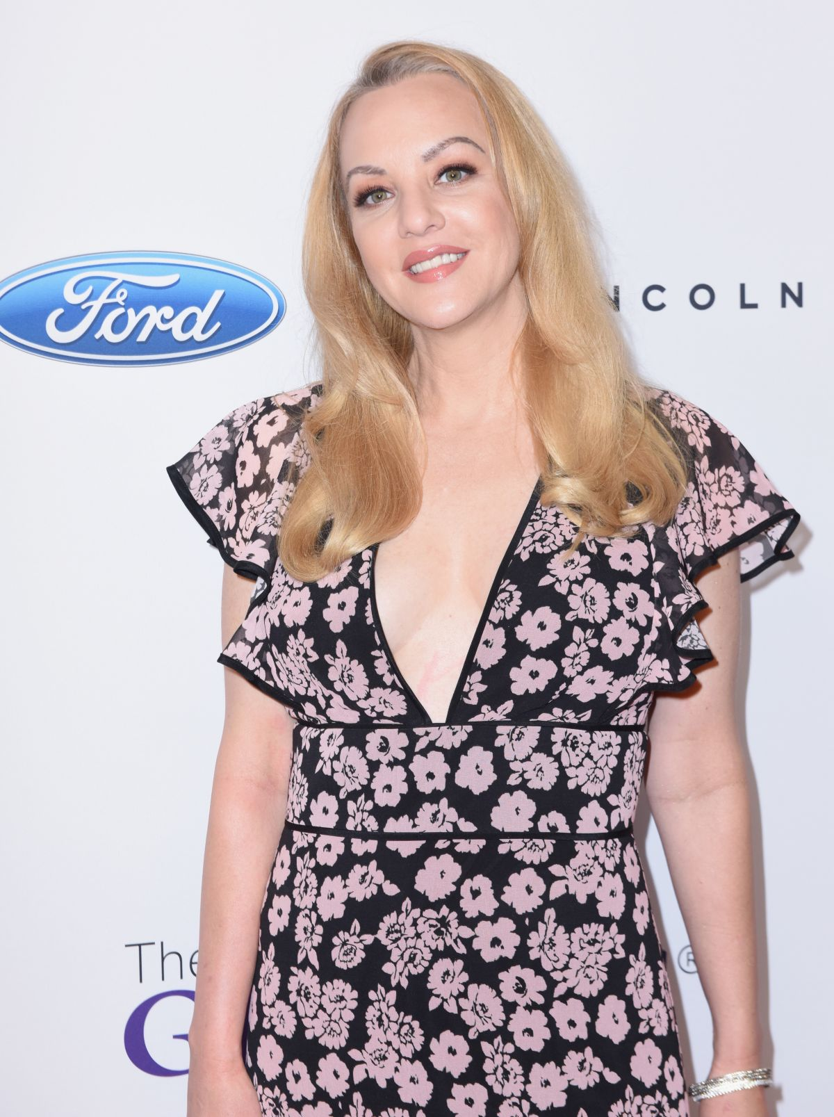 WENDI MCLENDON-COVEY at 42nd Annual Gracie Awards in