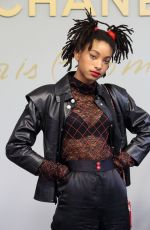 WILLOW SMITH at Chanel Metiers D'Art 2016/17 Collection Fashion Show in Tokyo 05/31/2017