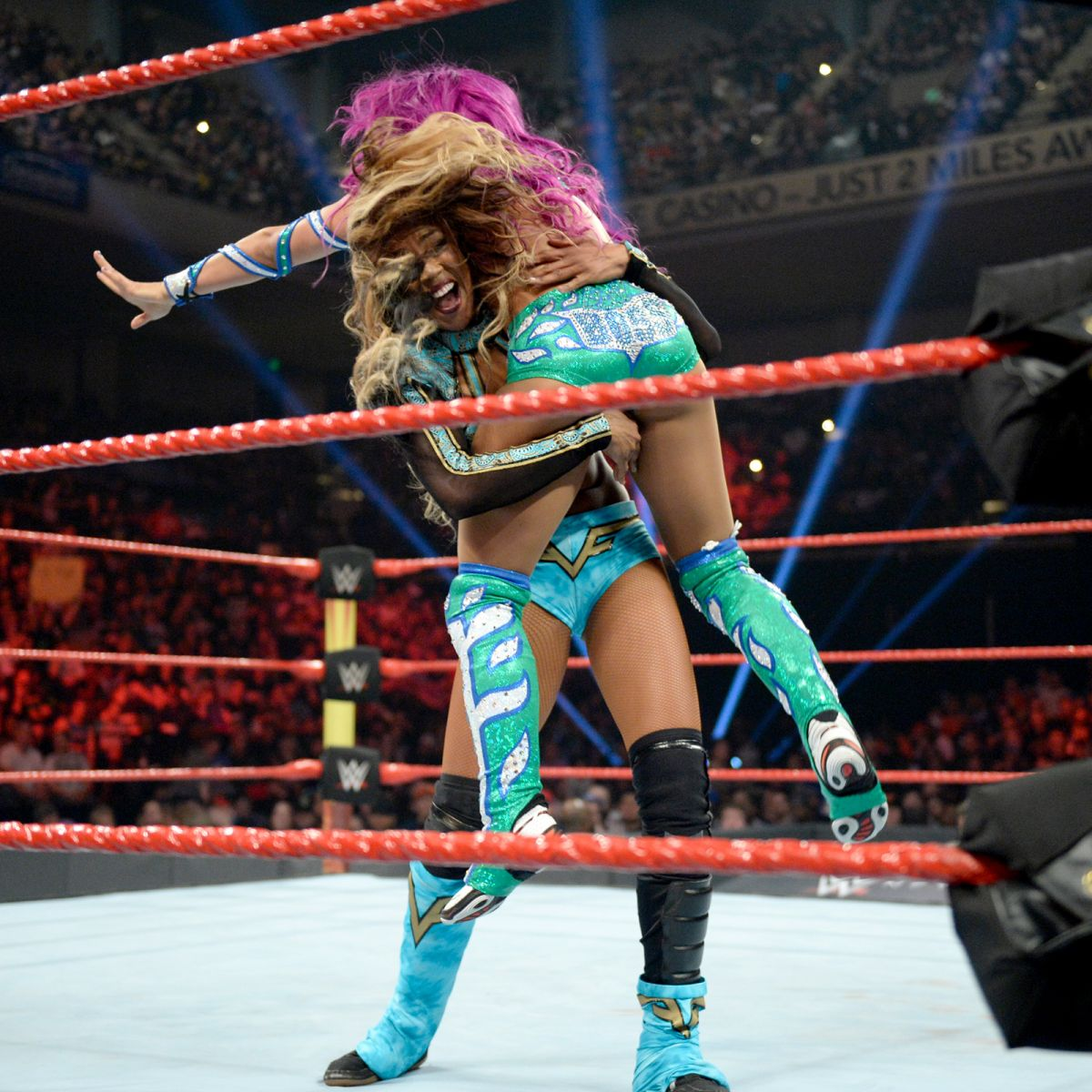 WWE – Extreme Rules 2017 Digitals - HawtCelebs