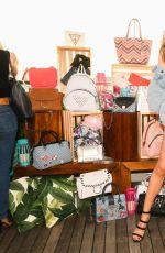 YARA KHMIDAN at Guess Handbag Soiree in New York 06/15/2017