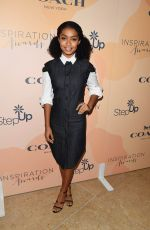 YARA SHAHIDI at Inspiration Awards in Los Angeles 06/02/2017