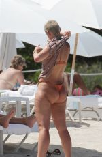 YESJULZ in Bikini at a Beach in Miami 06/25/2017