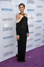 ZENDAYA COLEMAN at 16th Annual Chrysalis Butterfly Ball in Los Angeles 06/03/2017